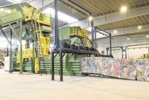 Bollegraaf Recycling Solutions gelooft er niet in dat er zoiets bestaat als verspilling