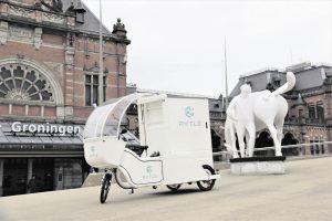 Uitstootvrije transportoplossingen voor binnenstad logistiek