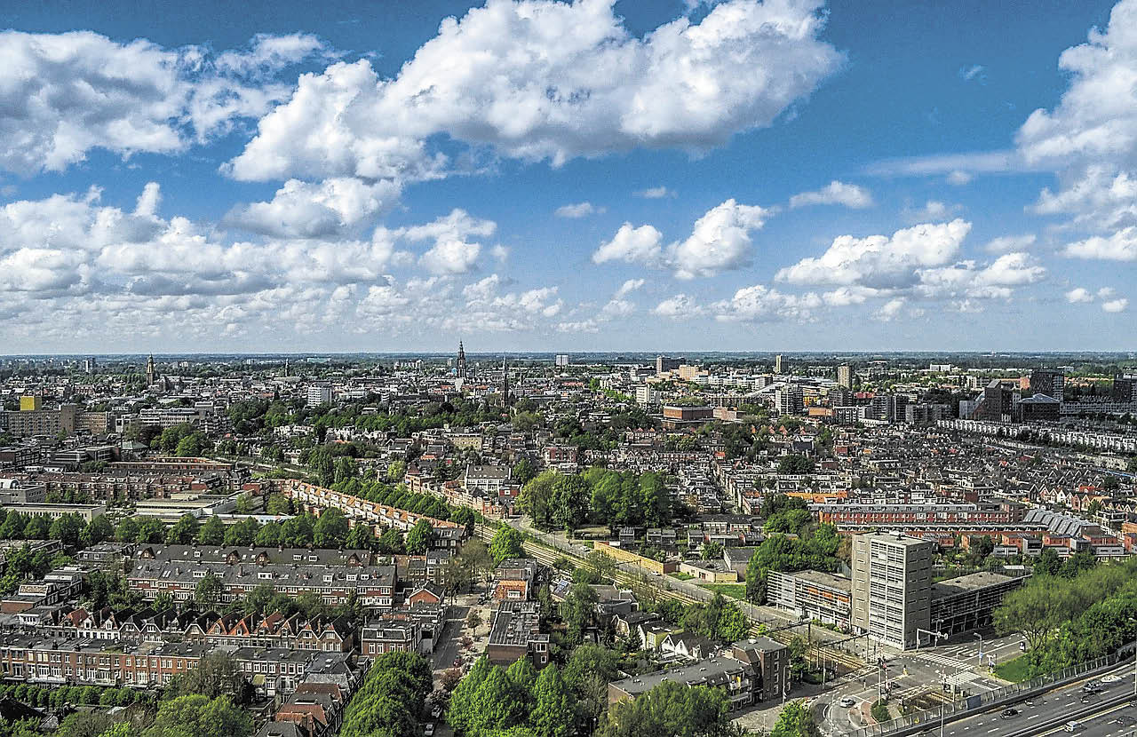 Mobiliteitsvisie en Concept Visie Gronings OV 2040 voor groeiend Groningen