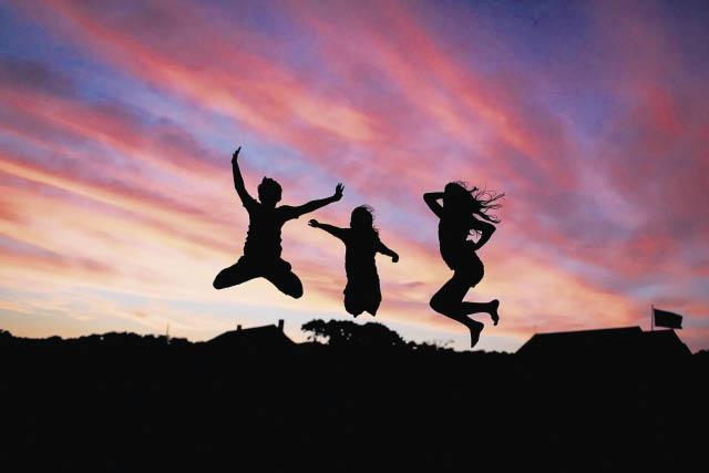 Geestelijk en lichamelijk in balans zijn